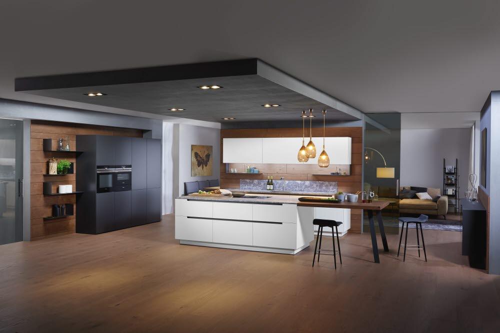 Design Kuchen Kuche Und Raum