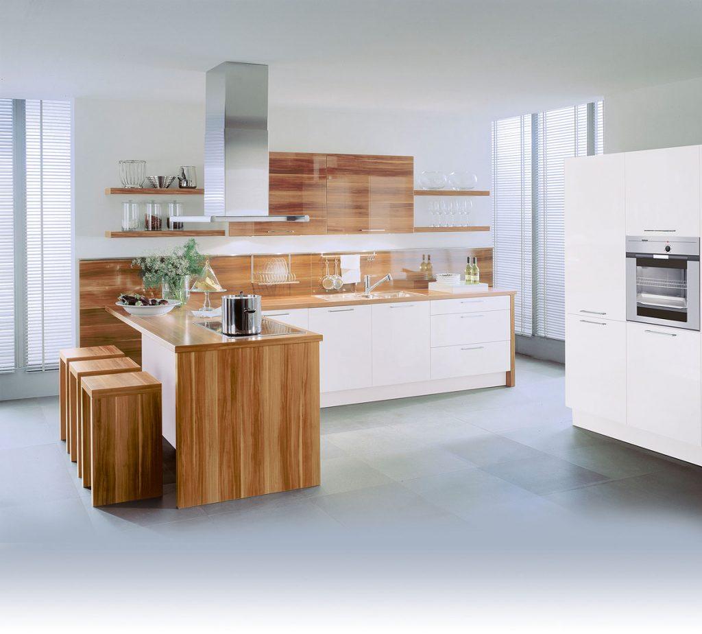 Moderne Küchen - Küche und Raum