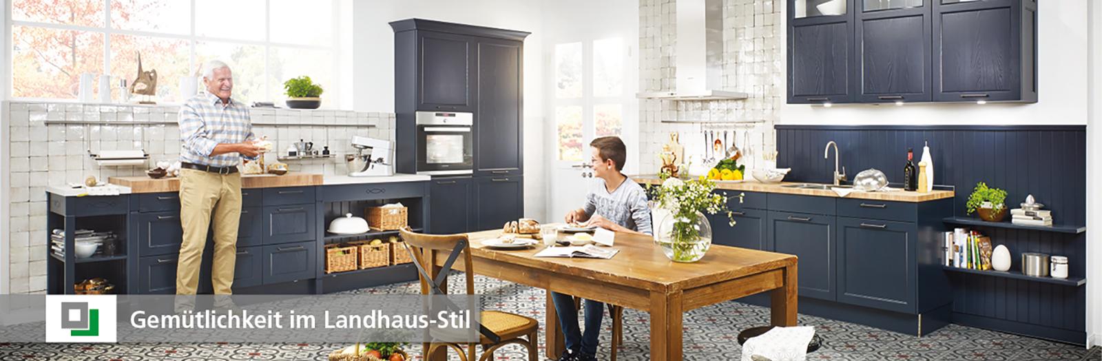 Gemütliche Landhausküchen - Küche und Raum, 82152 Planegg, 85072 Eichstätt