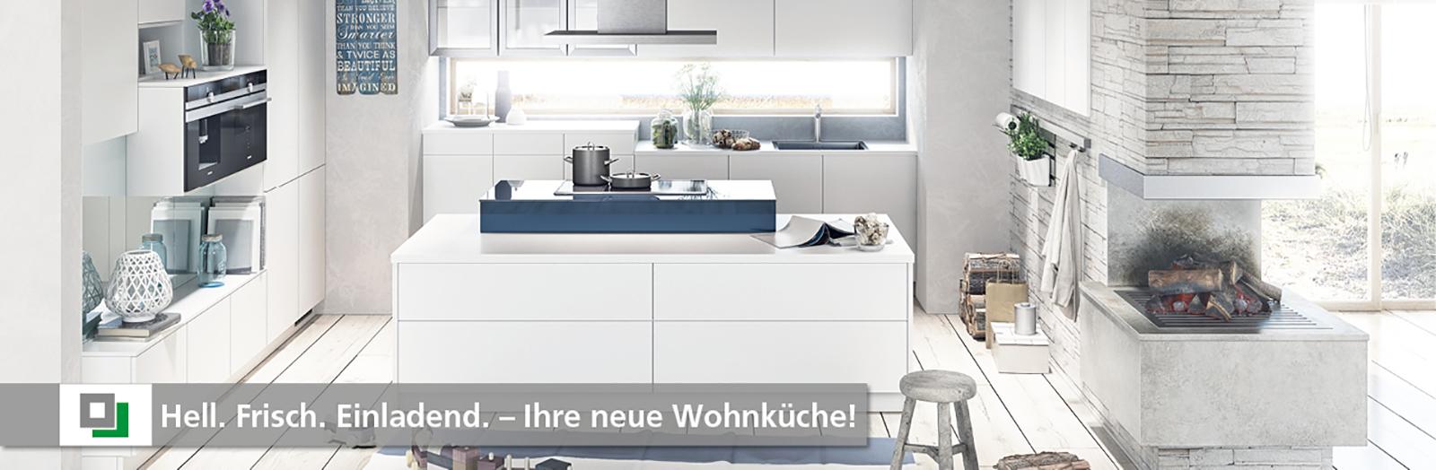 Ihre neue Wohnküche - hell - frisch - einladend - Küche und Raum, 82152 Planegg, 85072 Eichstätt