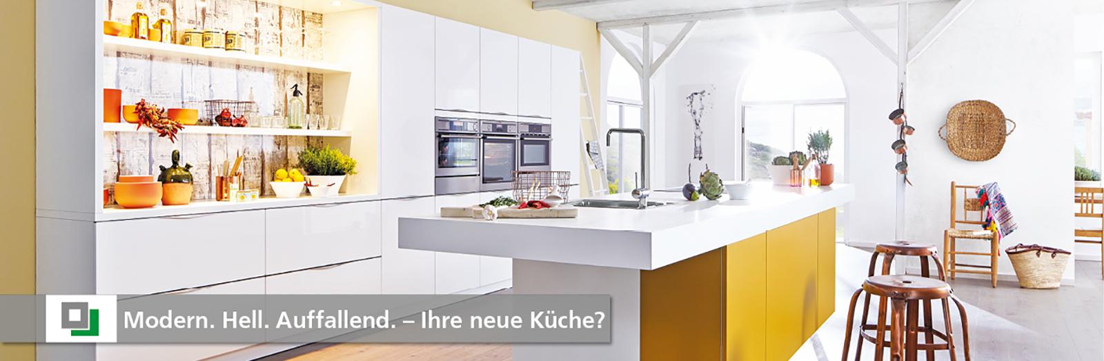 Modern, hell und attraktiv - Ihre neue Küche von - Küche und Raum, 82152 Planegg, 85072 Eichstätt